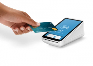 contactless credit card machine uae